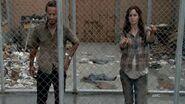 Rick and Lori talking in prison