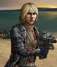 Rose (Road to Survival)