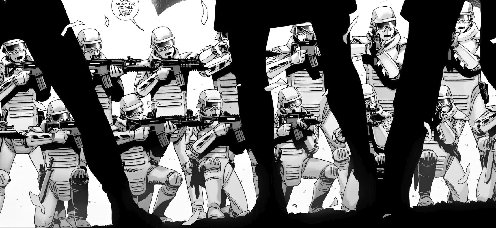 Commonwealth Army (Comic Series)