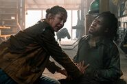 FTWD 6x06 June and Wes