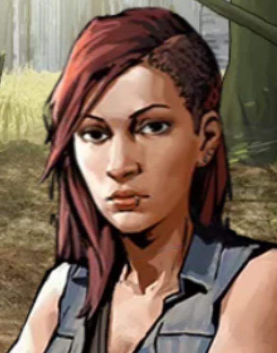 Meg (Road to Survival)