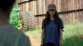 Rosita Speaks to Sasha 7x12