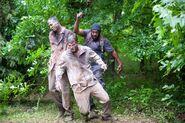 Tyreese Isolation Walkers