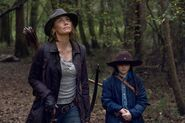10x17 Maggie and Judith