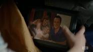 Lori, Carl, Rick Photo (Isolation Season 4)
