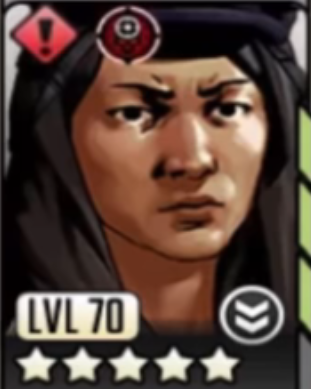 Caroline (Road to Survival)