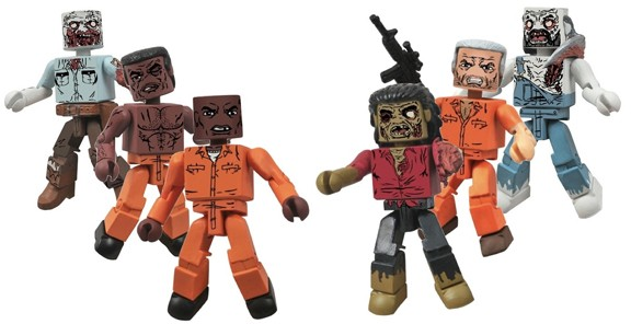 Axel TWD/New Series for 'Walking Dead' Minimates and Pop!
