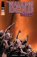Waking Dead Weekly Issue