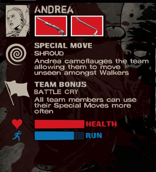 Andrea (Assault)/Gallery