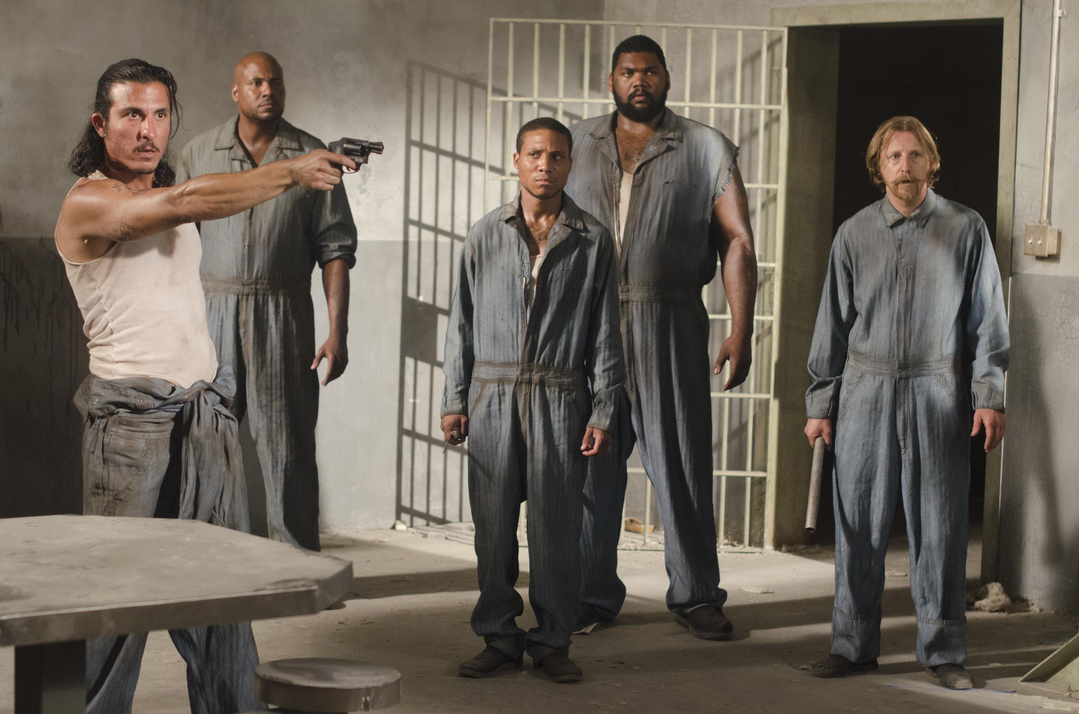 The Prisoners (TV Series)