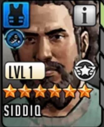 Siddiq (Road to Survival)