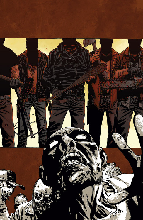 Axel TWD/New Covers-Issue 104 and Something to Fear