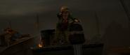 GNS Janey escapes explosion