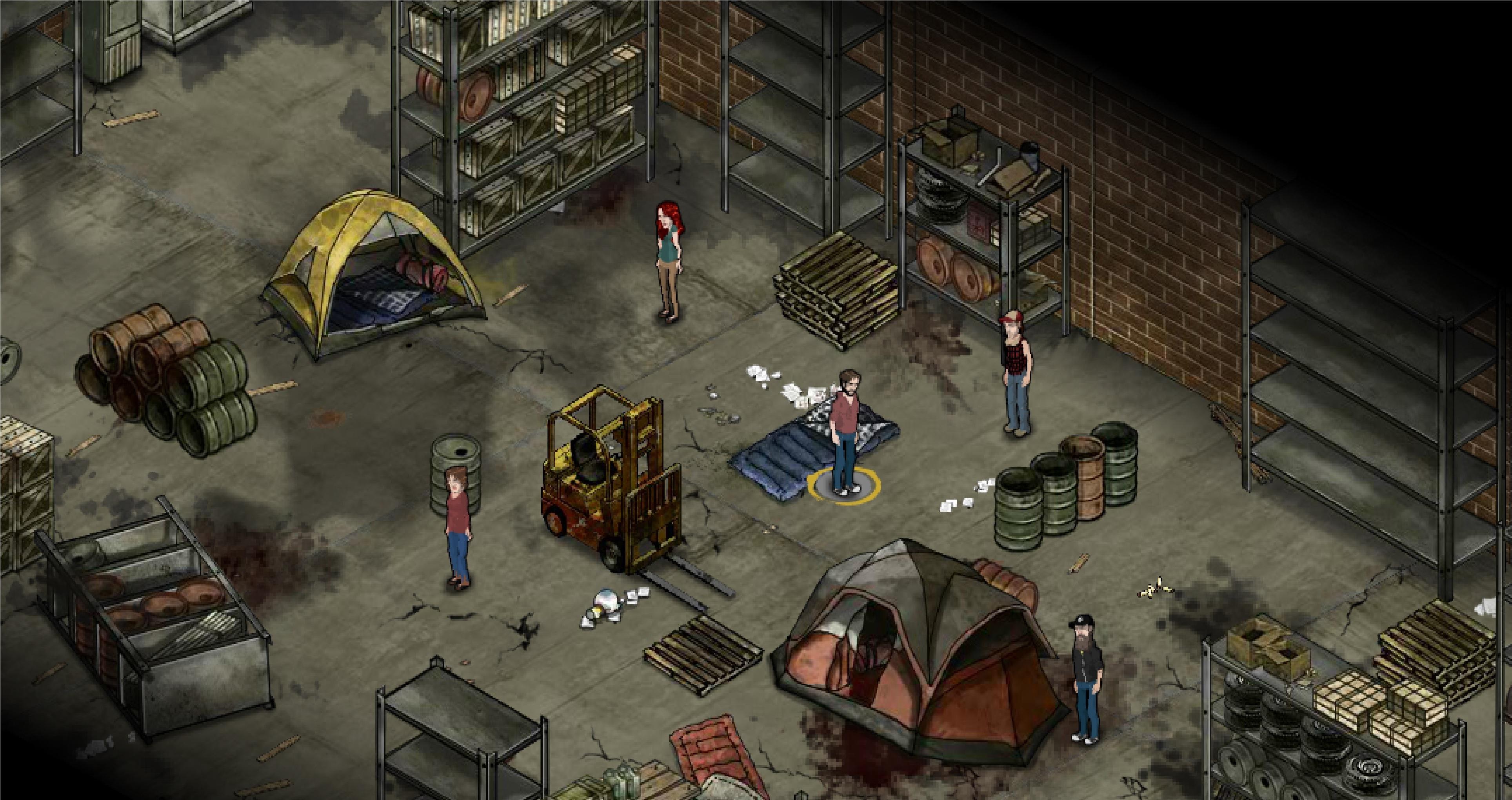 Warehouse Camp