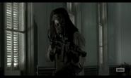 5x02 Michonne Enters the Church