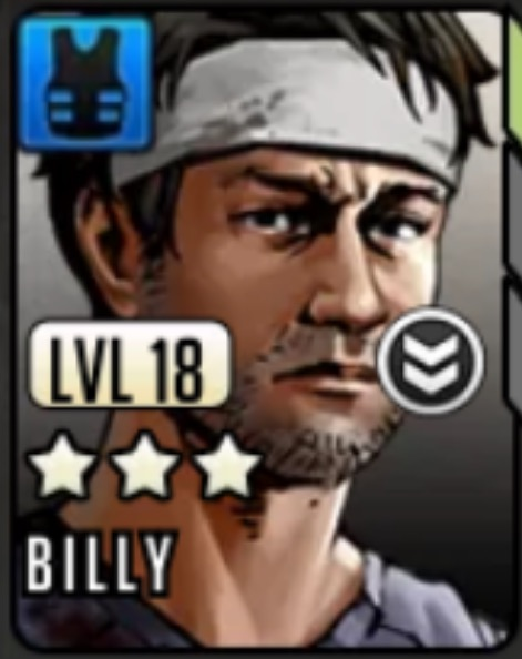 Billy Greene (Road to Survival)