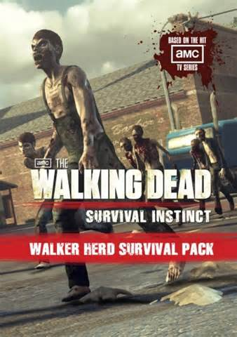 Walker Herd Survival Pack DLC