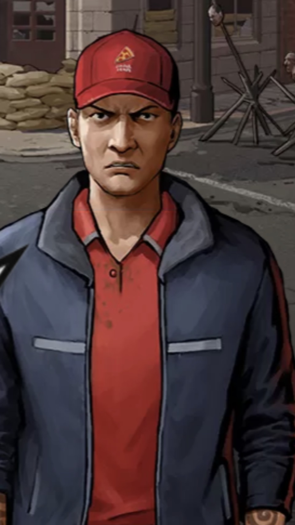 Adam (Road to Survival)