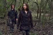 10x17 Maggie and Daryl