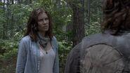 Maggie Rhee Speaking to Daryl Dixon 9x03