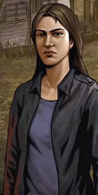 Lilly (Road to Survival)