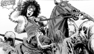 Issue 181 - Princess falling off horse