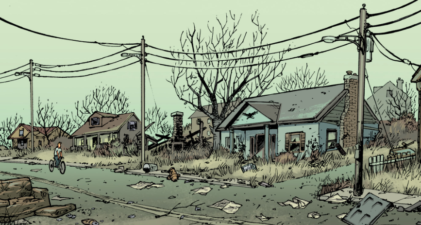 Rick's Neighborhood