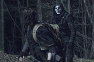 11x04 Carver Vs. Daryl