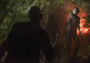AMC 511 Glenn Michonne Forest