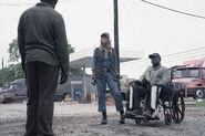 4x11 Morgan, Wendell and Sarah 6