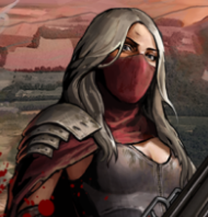 Ivy (Road to Survival)
