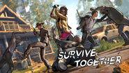 Survive together TWDS