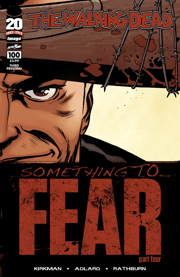 Axel TWD/Reprints for Issues 100 and 101