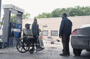 4x11 Morgan, Wendell and Sarah 5