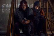 9x16 Daryl and Carol