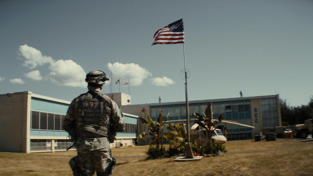National Guard Compound
