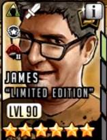 James (Road to Survival)