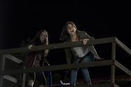 AMC 609 Maggie Enid Shocked