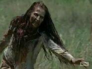 Carol Zombie Isolation