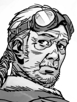 Eugene Porter (Comic Series)