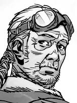 Eugene Porter (Comic Series)