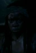Michonne Four Walls
