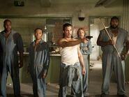 Prisoner Cafeteria Standoff