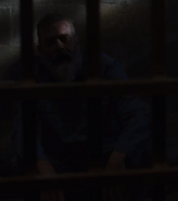 Negan in his cell S9E4