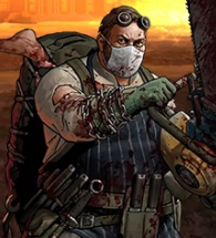 Sawyer (Road to Survival)