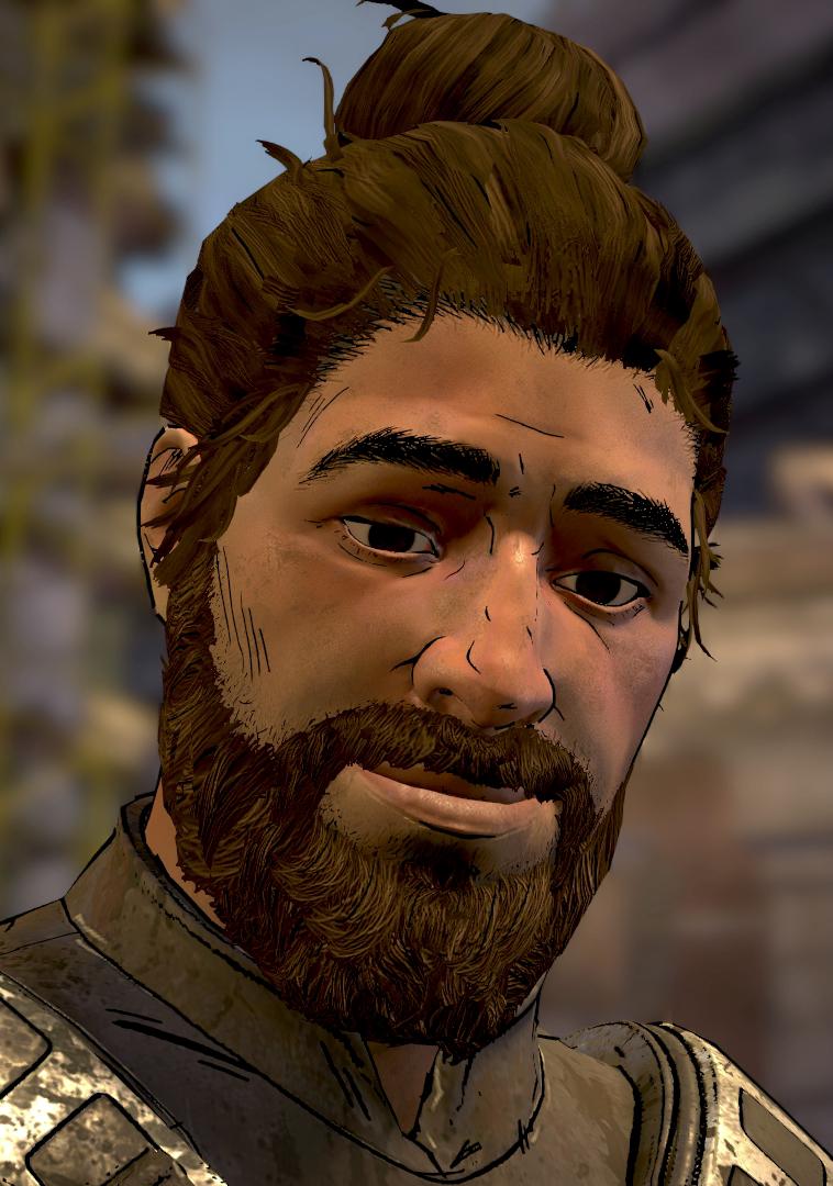 Paul Monroe (Video Game)