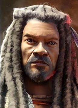 Ezekiel (No Man's Land)