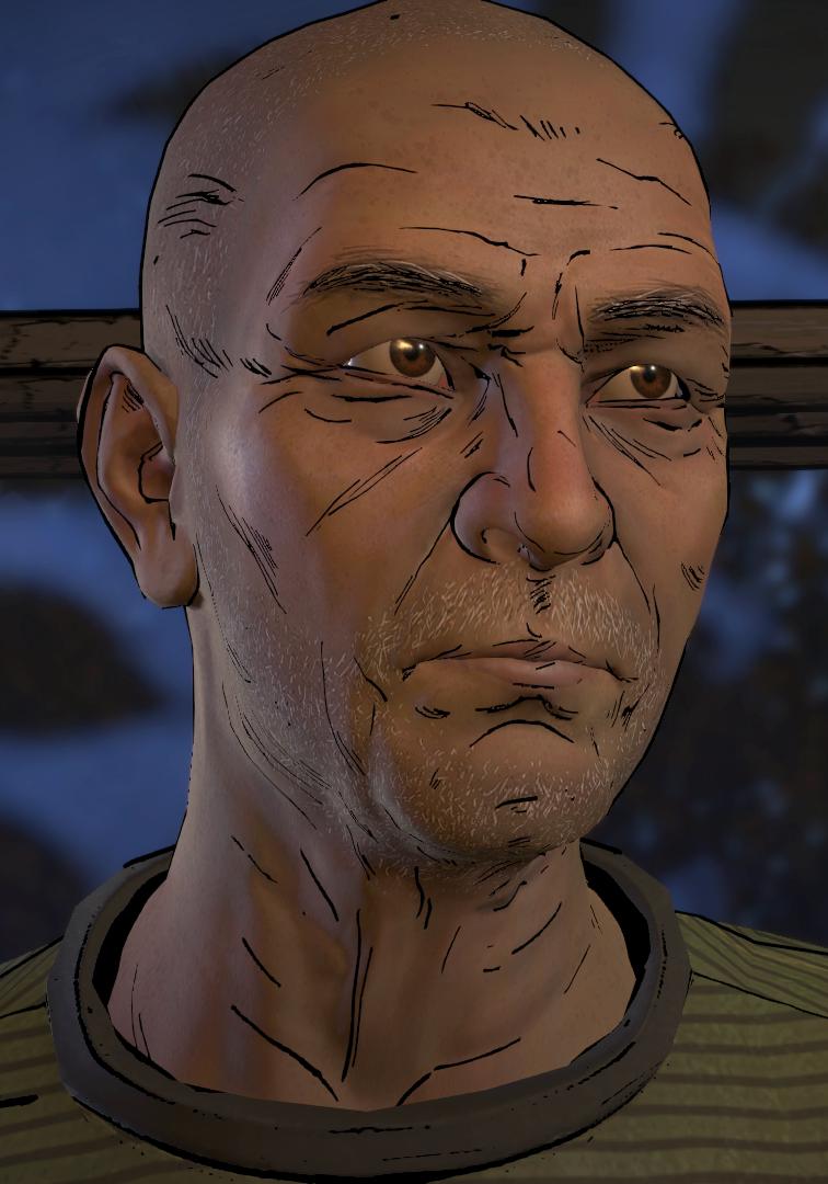 Salvador García (Video Game)