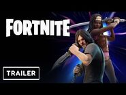 Fortnite - Walking Dead's Michonne and Daryl Trailer - Game Awards 2020