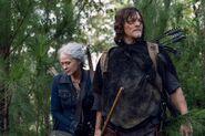 10x18 Daryl and Carol